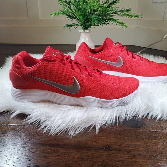 Nike Shoes | Hd Basketball Sz 20 Red